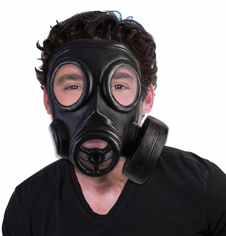Picture of 1940s Vintage Style Gas Mask