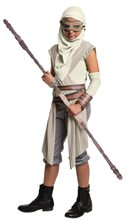 Picture of Star Wars: The Force Awakens Rey Child Mask & Hood