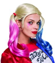 Picture of Suicide Squad Harley Quinn Adult Wig