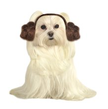 Picture of Star Wars Princess Leia Buns Dog Headband