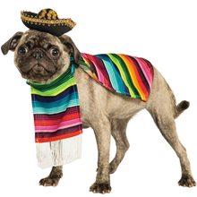 Picture of Mexican Serape Pet Costume