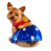Picture of Wonder Woman Pet Costume