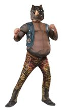 Picture of Ninja Turtles Movie 2 Deluxe Rocksteady Child Costume