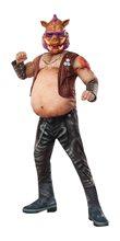 Picture of Ninja Turtles Movie 2 Deluxe Bebop Child Costume