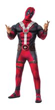 Picture of Deadpool Deluxe Adult Mens Costume