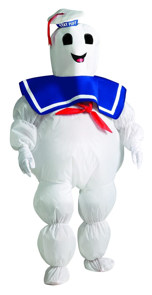 Picture of Ghostbusters Inflatable Marshmallow Man Child Costume
