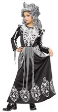 Picture of Skeleton Queen Child Costume