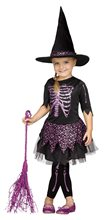 Picture of Skele-Witch Toddler Costume