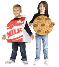 Picture of Cookies and Milk Toddler Costume Set