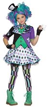 Picture of Miss Mad Hatter Child Costume
