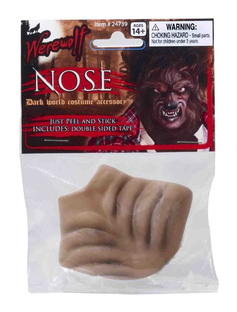 Picture of Werewolf Nose