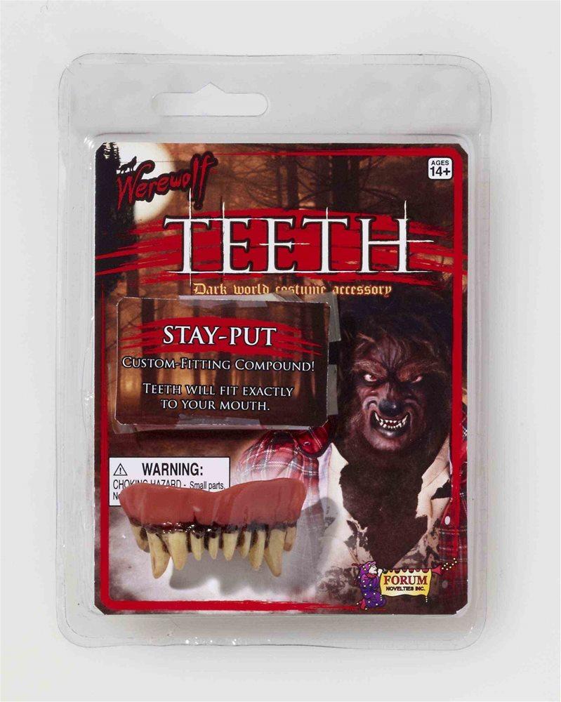 Picture of Werewolf Teeth