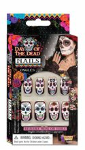 Picture of Day of the Dead Nails