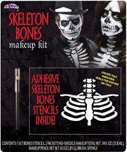 Picture of Skeleton Bones Makeup Kit