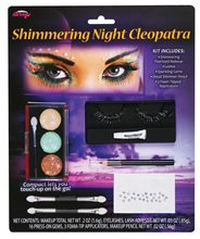 Picture of Shimmering Night Cleopatra Makeup Kit