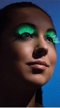 Picture of Glow in the Dark Whimsy Eyelashes