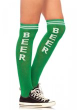 Picture of Beer Time Athletic Knee High Socks
