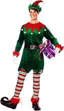 Picture of Christmas Elf Adult Unisex Costume