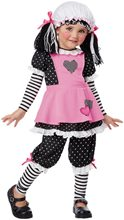 Picture of Rag Doll Toddler Costume
