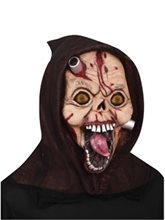 Picture of Zombie Hologram Hoodie Mask