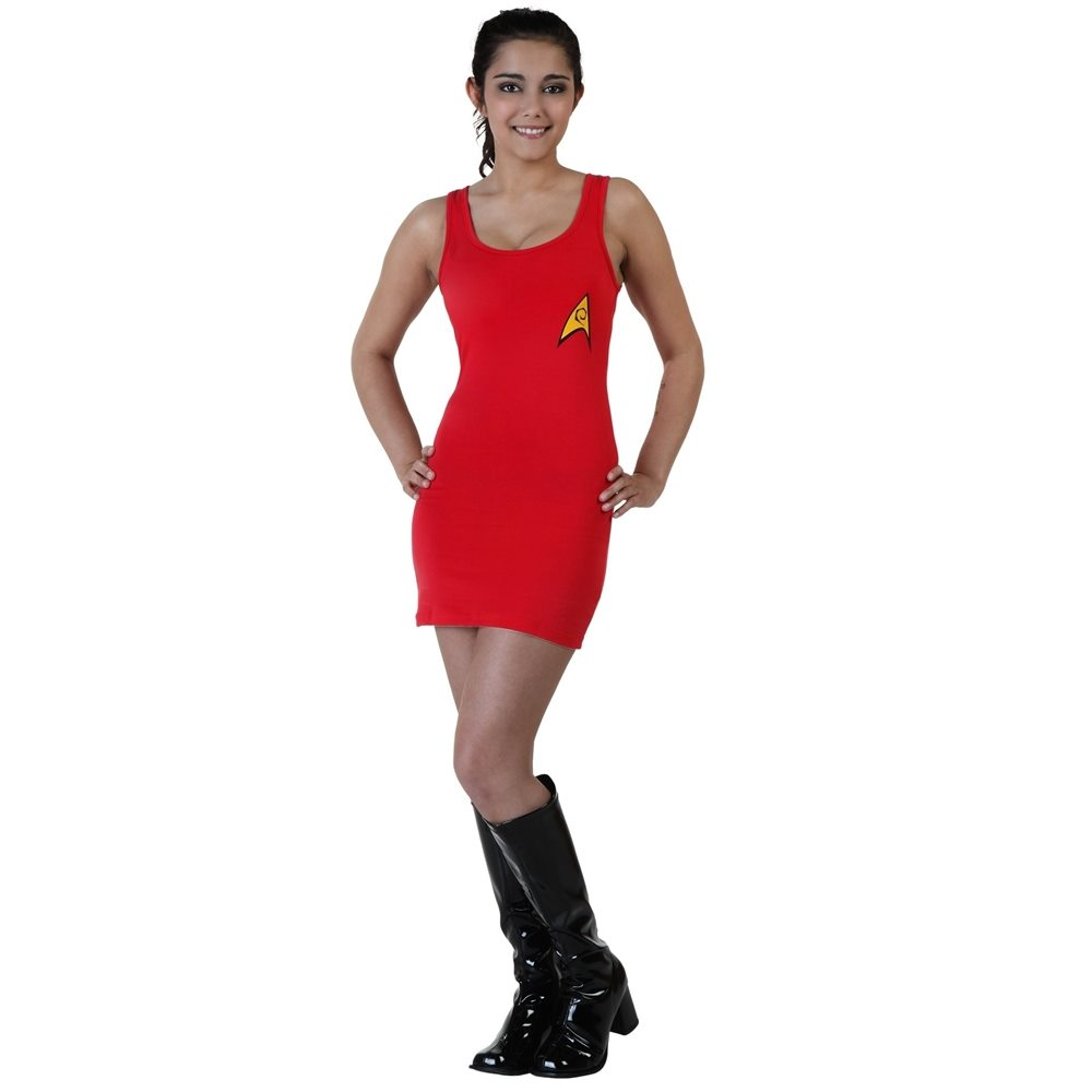 Picture of Star Trek Scotty Adult Womens Tank Dress