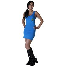 Picture of Star Trek Spock Adult Womens Tank Dress