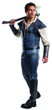 Picture of Deluxe Huntsman Adult Mens Costume