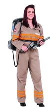 Picture of Ghostbusters 3 Deluxe Adult Womens Plus Size Costume