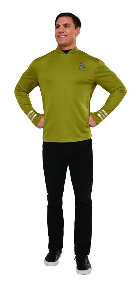 Picture of Star Trek Beyond Captain Kirk Adult Mens Shirt