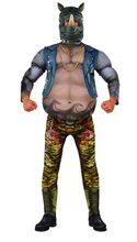 Picture of Ninja Turtles Movie 2 Rocksteady Adult Mens Costume