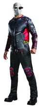 Picture of Suicide Squad Deadshot Adult Mens Costume