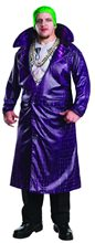 Picture of Suicide Squad The Joker Adult Mens Plus Size Costume