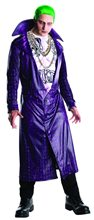 Picture of Suicide Squad The Joker Adult Mens Costume