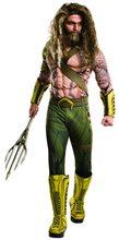 Picture of Batman v Superman Deluxe Aquaman Adult Mens Costume