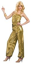 Picture of Solid Gold Diva Adult Womens Costume
