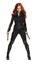 Picture of Captain America: Civil War Black Widow Adult Womens Costume