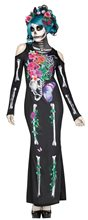 Picture of Beautiful Bones Adult Womens Costume