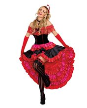Picture of Can-Can Cutie Adult Womens Costume