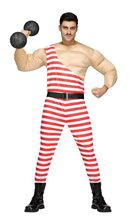 Picture of Carny Strongman Adult Mens Costume