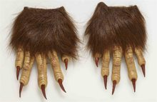 Picture of Werewolf Latex Claw Gloves