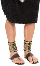Picture of Egyptian Deluxe Pharaoh Ankle Bands