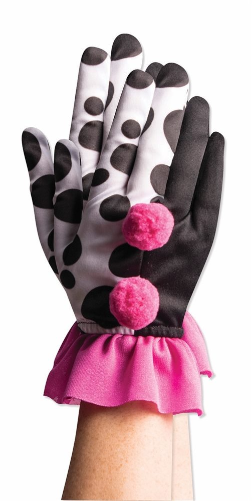 Picture of Harlequin Short Gloves