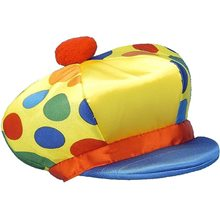 Picture of Circus Clown Foam Hat