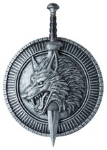 Picture of Wolf Master Shield & Sword Set