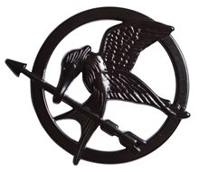 Picture of Hunger Games Mockingjay Part 2 Pin