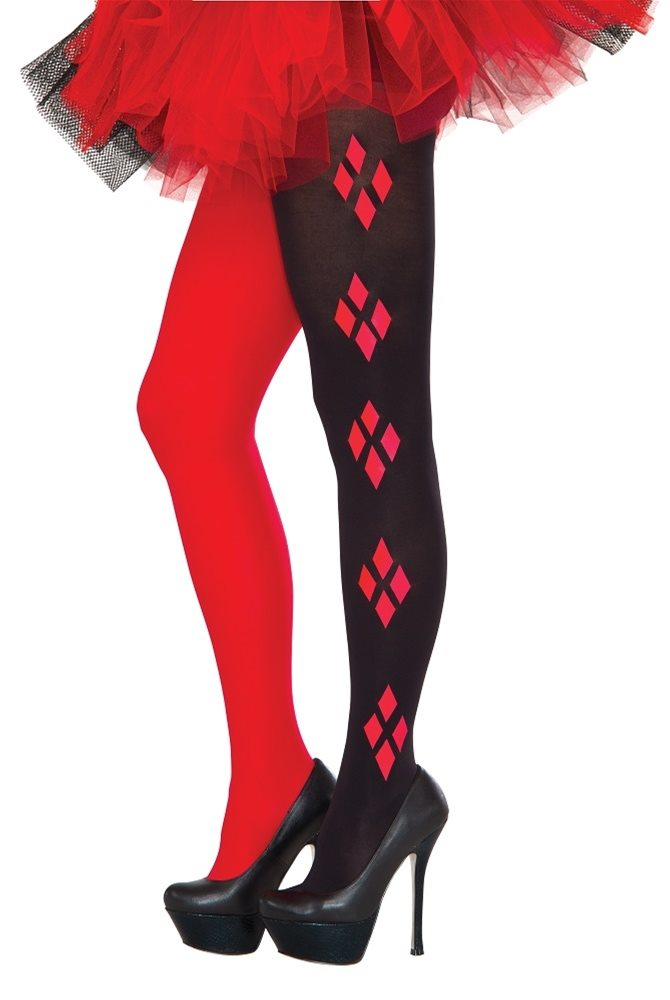 Picture of Harley Quinn Adult Tights