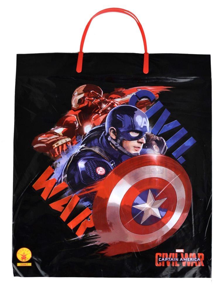 Picture of Captain America: Civil War Trick or Treat Bag
