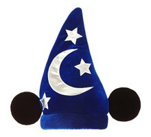 Picture of Mickey Mouse Fantasia Wizard Child Hat