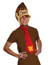 Picture of Donkey Kong Adult Costume Kit