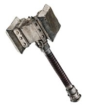 Picture of Warcraft Orgrim Doomhammer Weapon